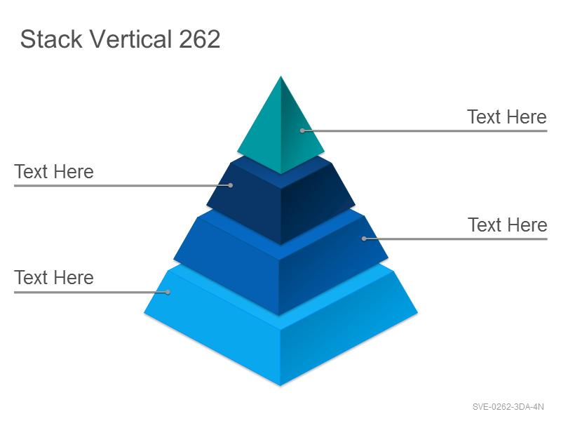 Stack Vertical 262