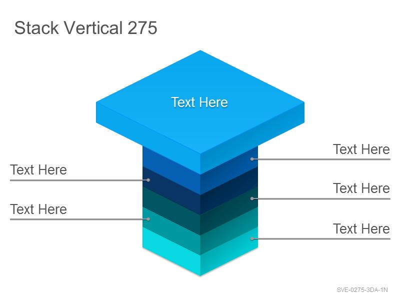 Stack Vertical 275
