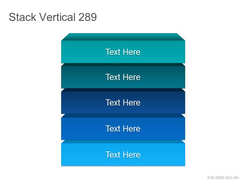 Stack Vertical 289