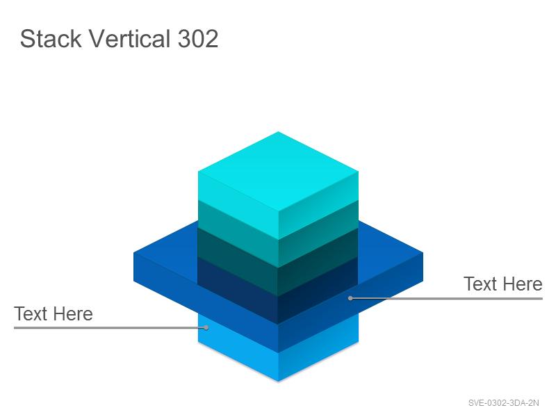 Stack Vertical 302