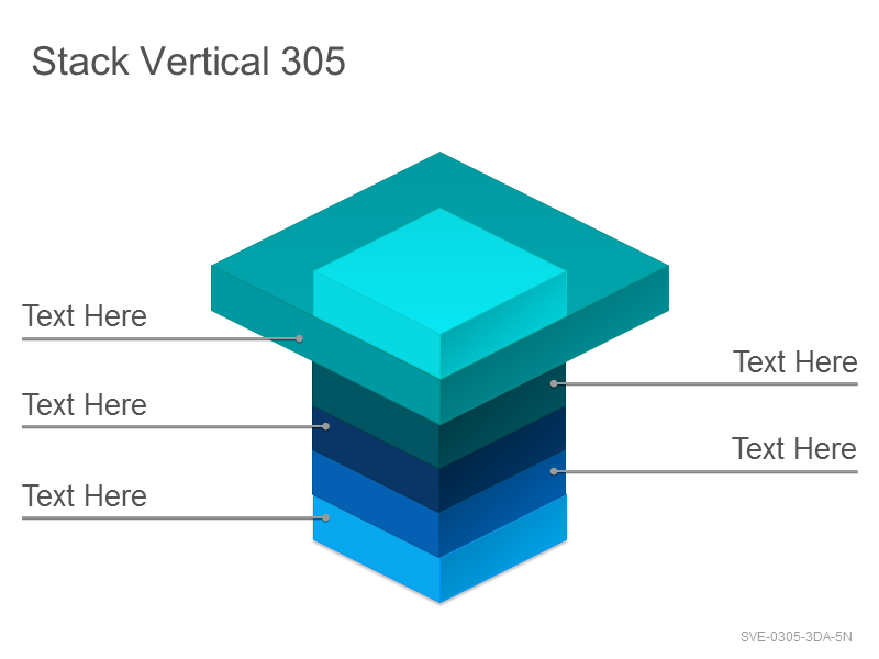 Stack Vertical 305