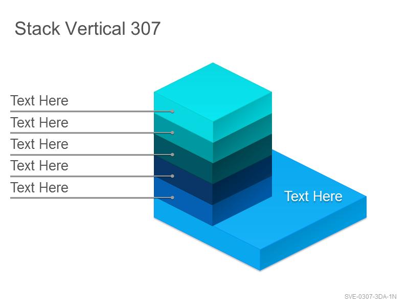 Stack Vertical 307