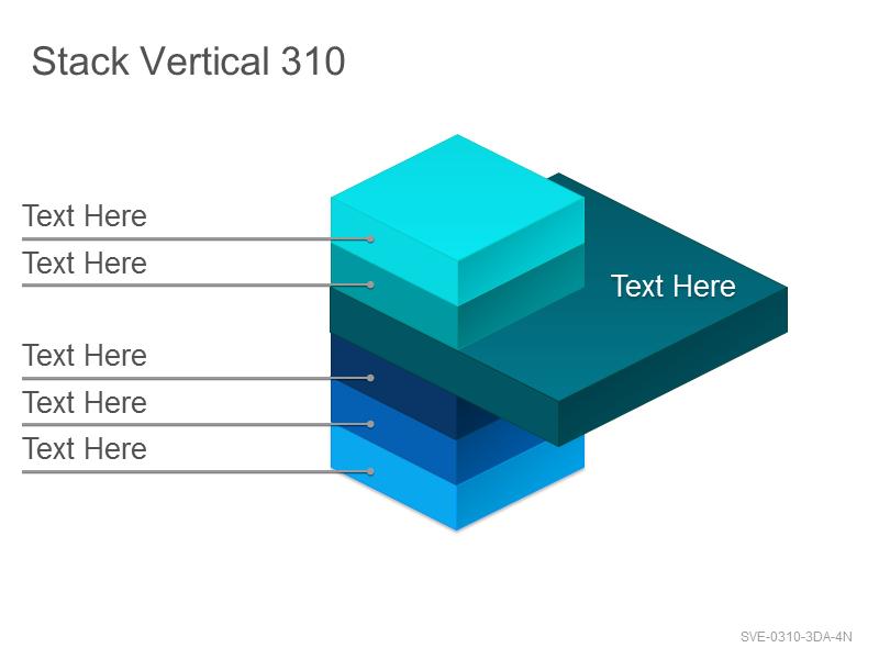 Stack Vertical 310