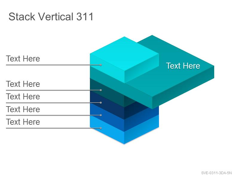 Stack Vertical 311