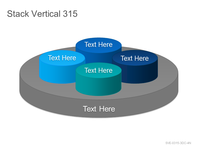 Stack Vertical 315