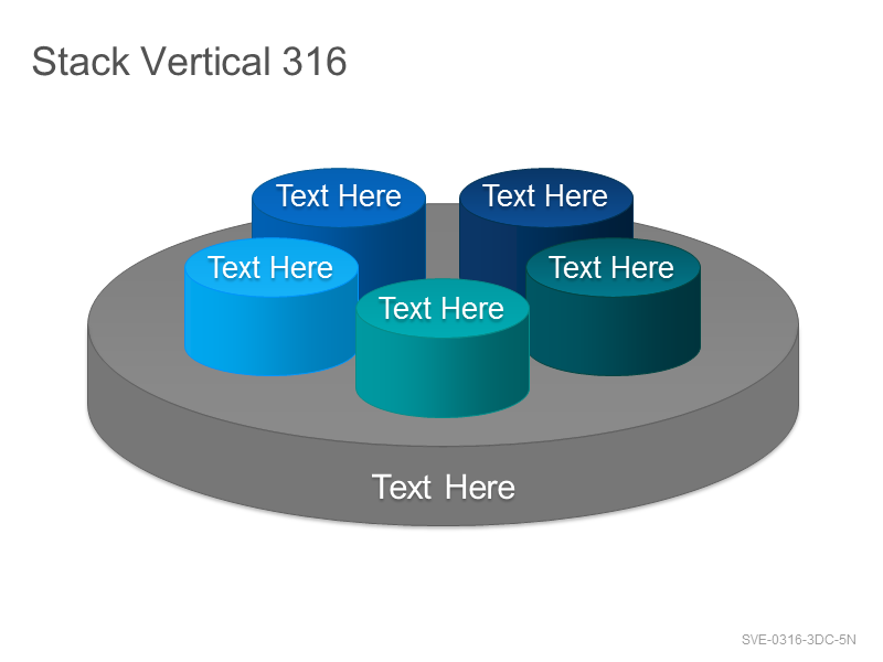 Stack Vertical 316