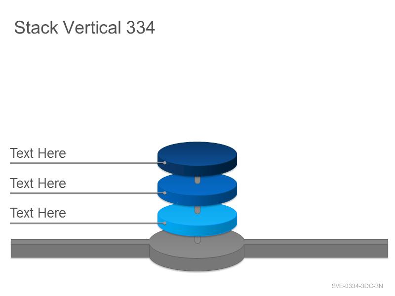 Stack Vertical 334