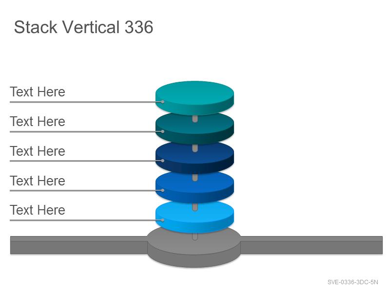 Stack Vertical 336