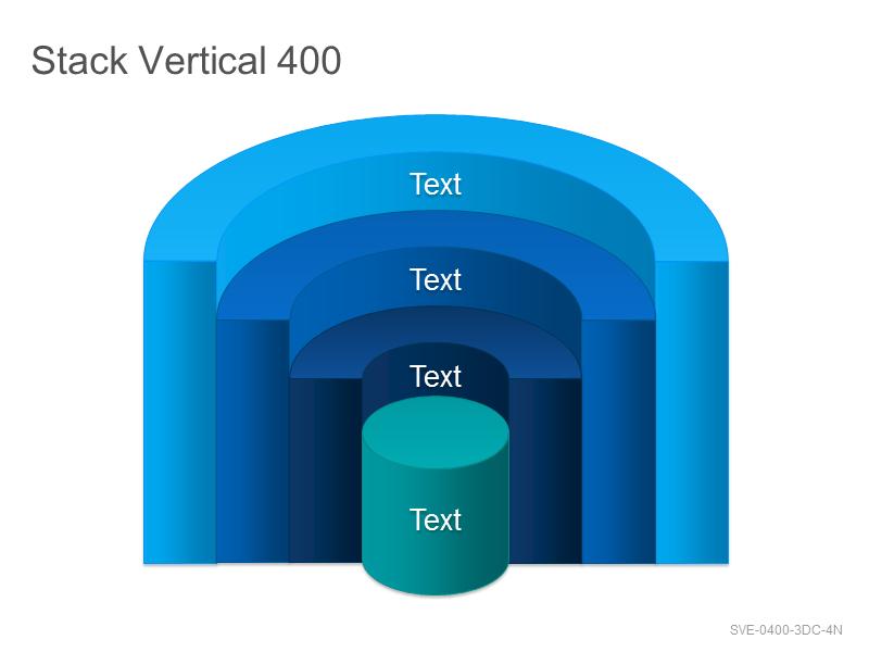 Stack Vertical 400