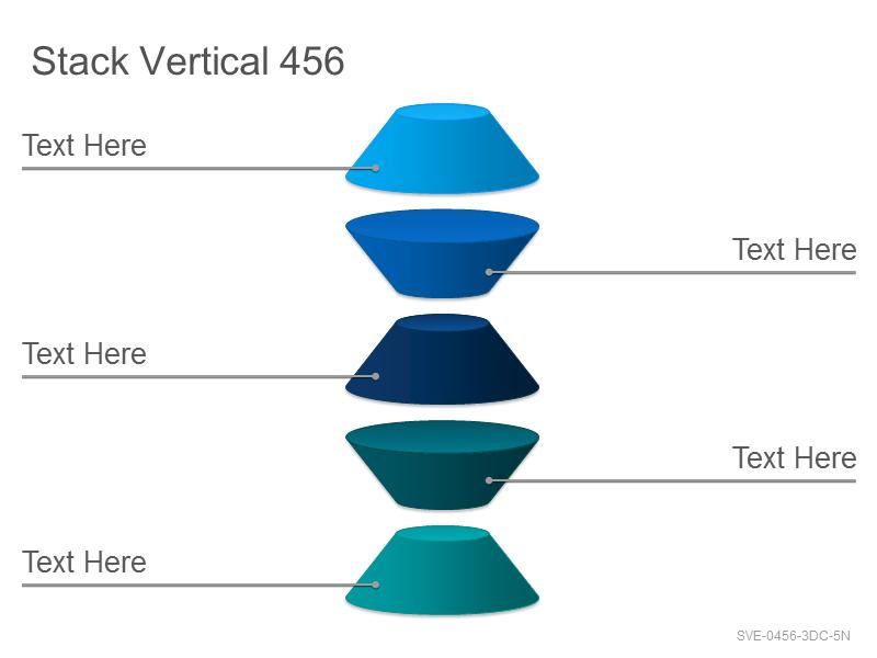 Stack Vertical 456