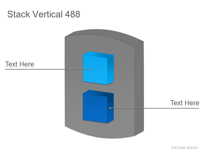 Stack Vertical 488
