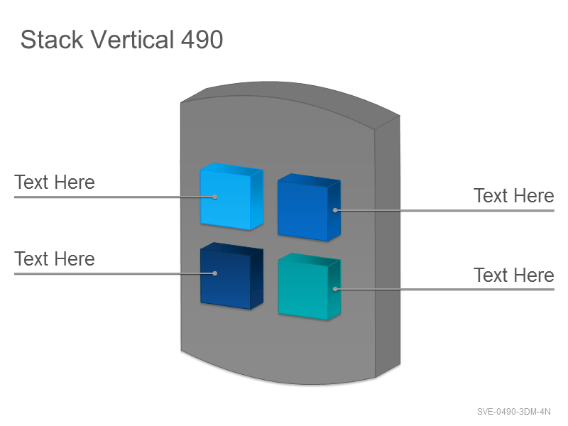 Stack Vertical 490