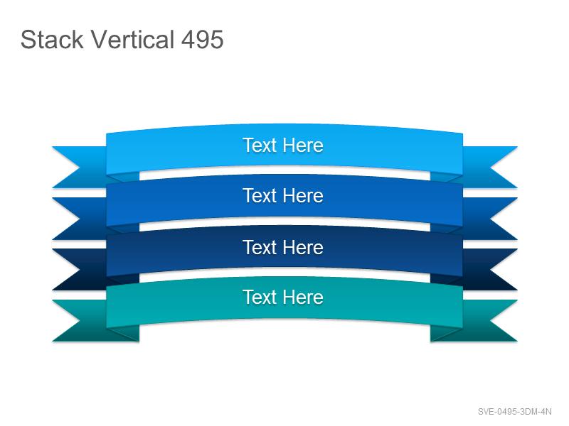 Stack Vertical 495