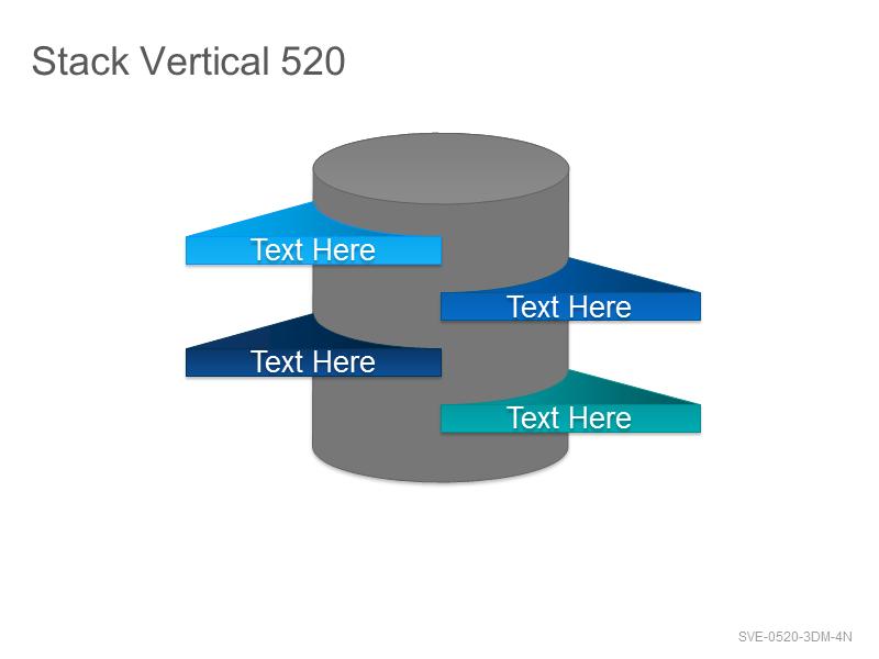 Stack Vertical 520