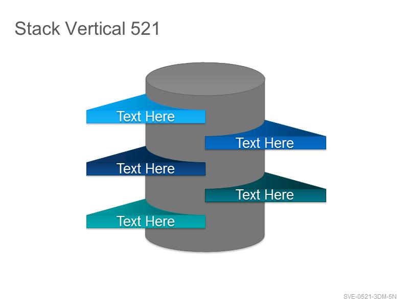 Stack Vertical 521