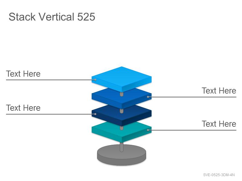 Stack Vertical 525