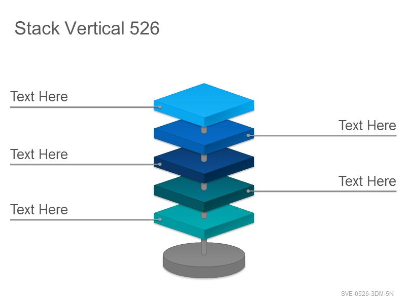 Stack Vertical 526