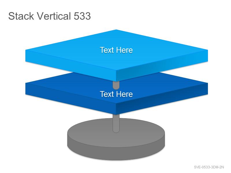 Stack Vertical 533