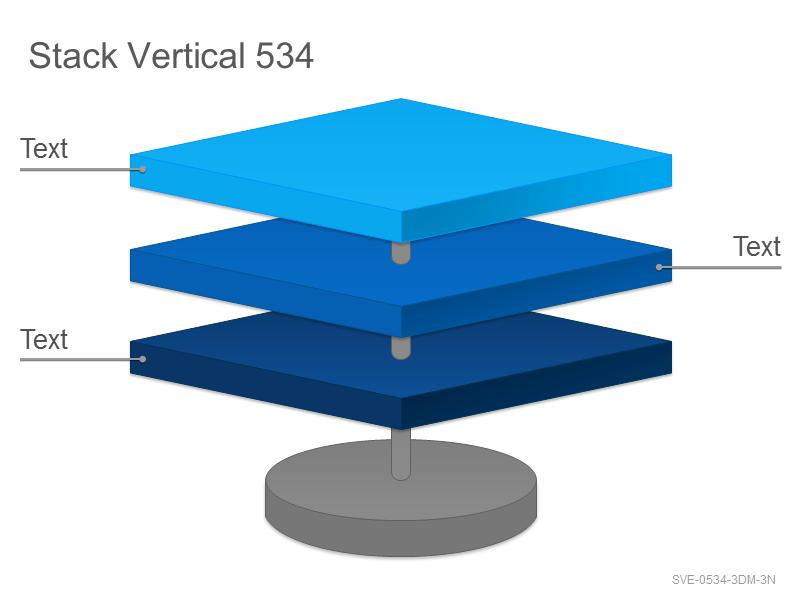 Stack Vertical 534