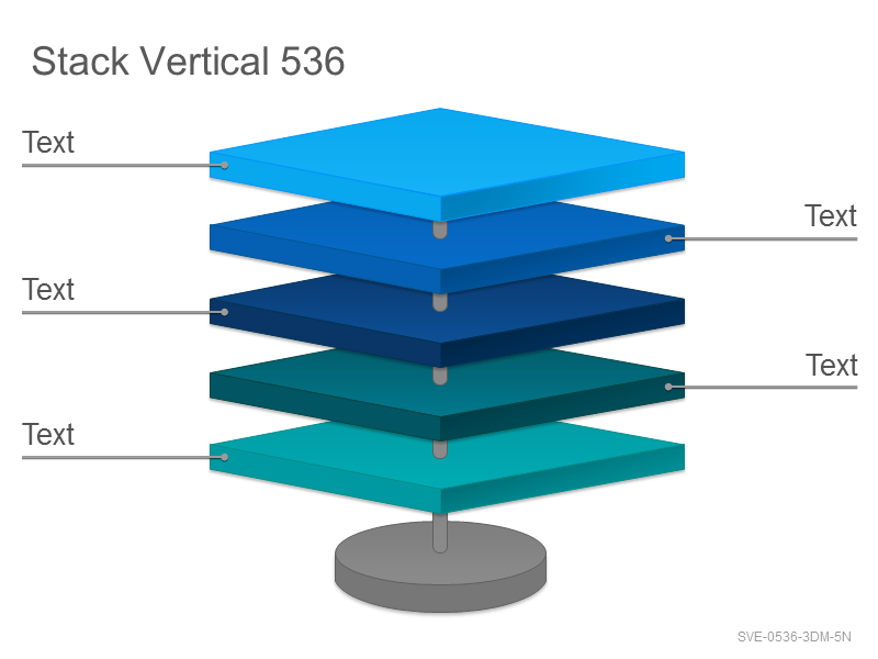Stack Vertical 536