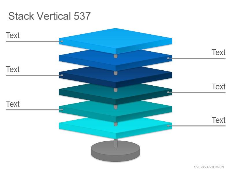Stack Vertical 537