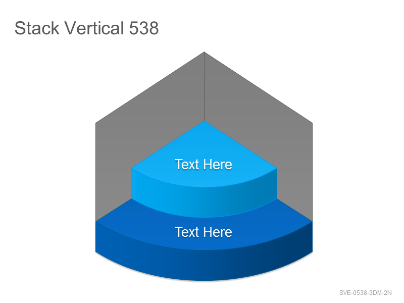 Stack Vertical 538