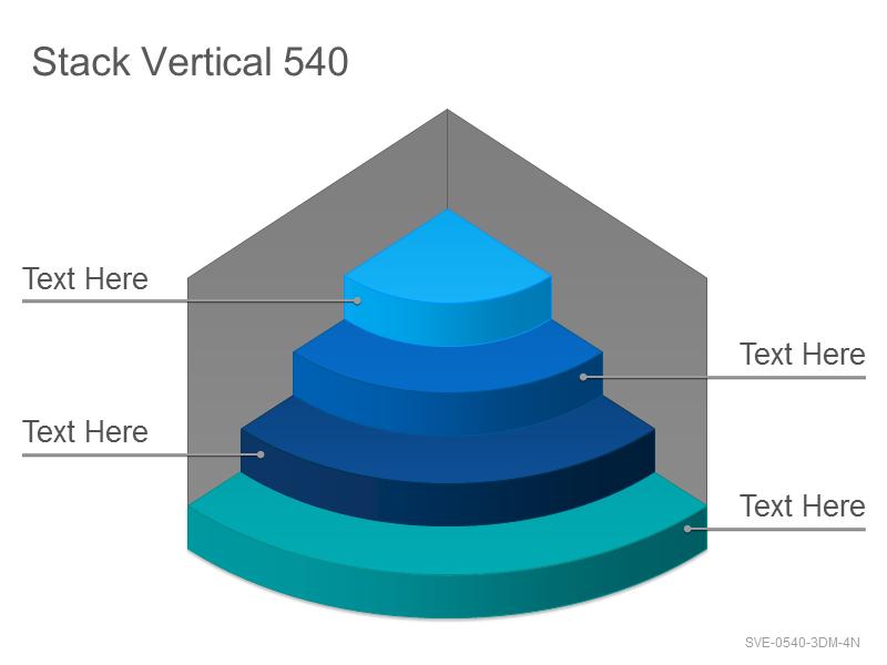 Stack Vertical 540