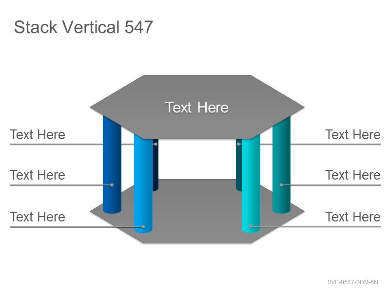 Stack Vertical 547
