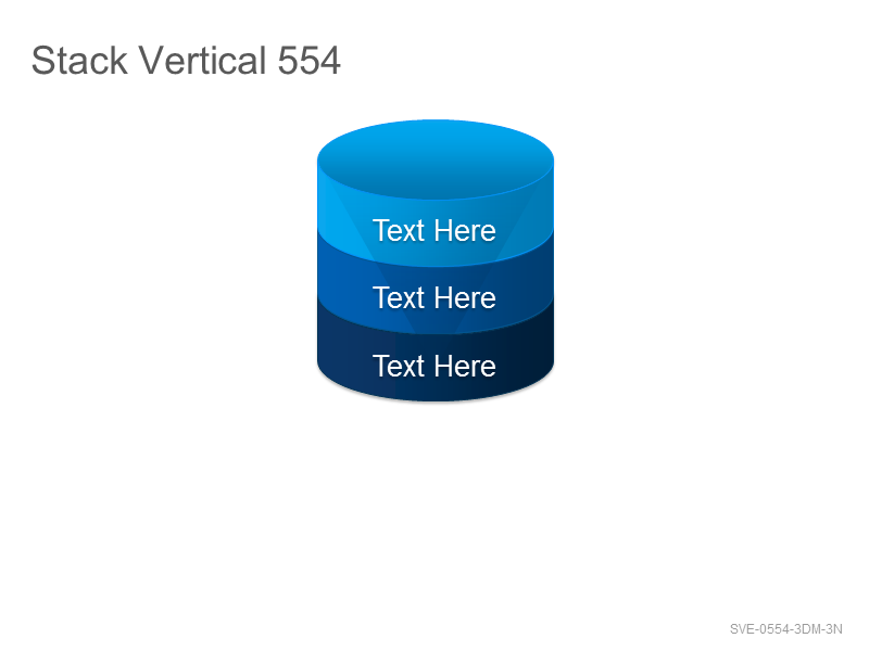 Stack Vertical 554