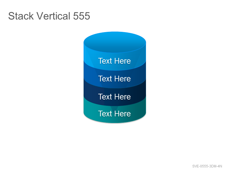 Stack Vertical 555