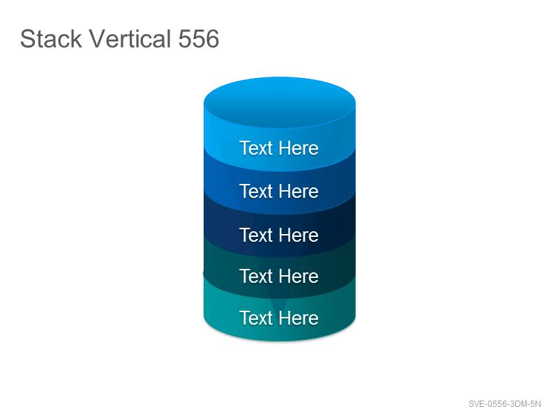 Stack Vertical 556