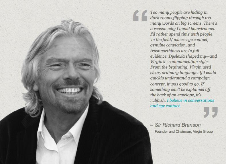 Sir Richard Branson quote width=