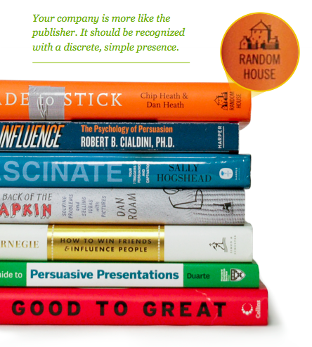 great presentation ideas draw insights from books