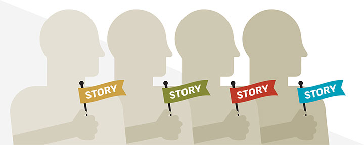 Use storytelling in marketing for sales