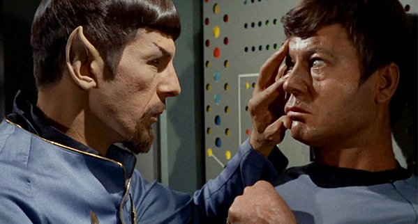 Working with Executives on Presentations - Star Trek