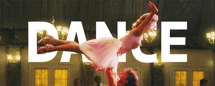 Dance - seen from Dirty Dancing
