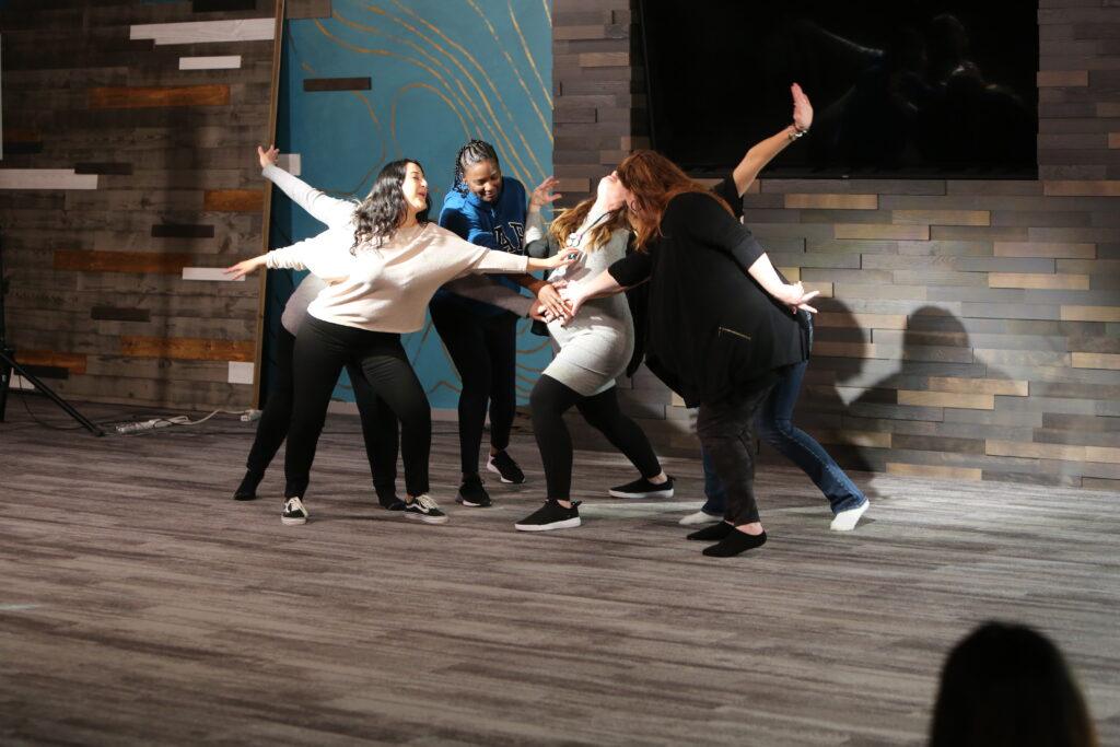 Duarte Shop Day 2020 Dance Class