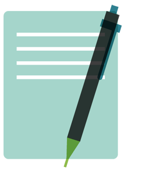 Duarte write icon