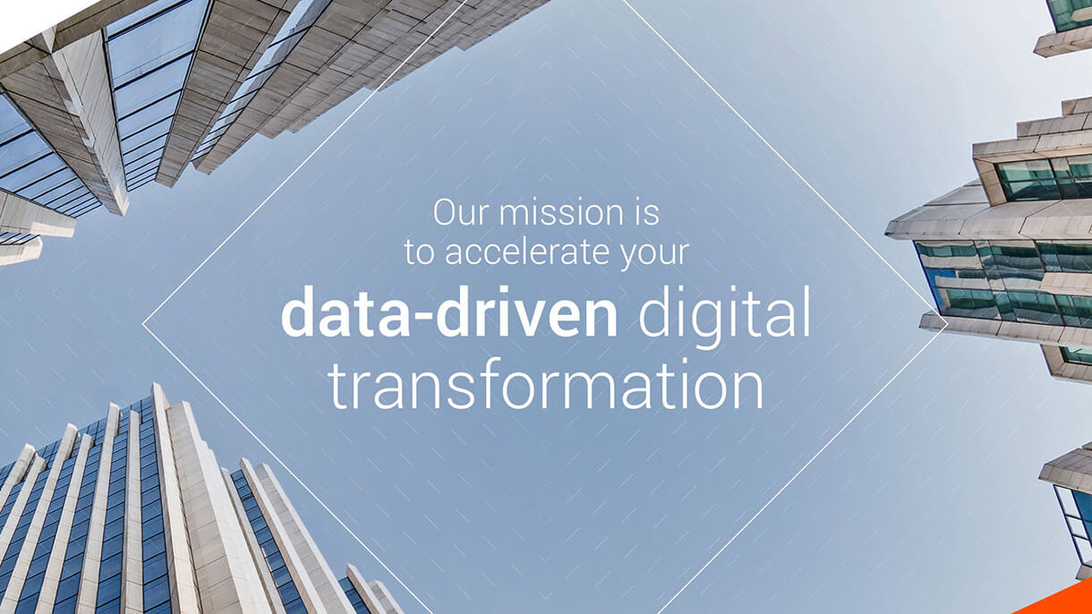 Informatica Case Study: data driven digital transformation