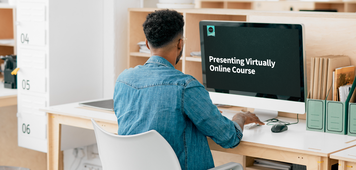 Presenting Virtually: Communicate and Connect With Online Audiences Quotes