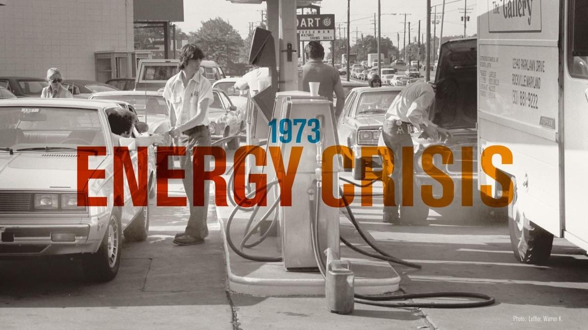 Sant Foundation Slide: 1973 Energy Crisis