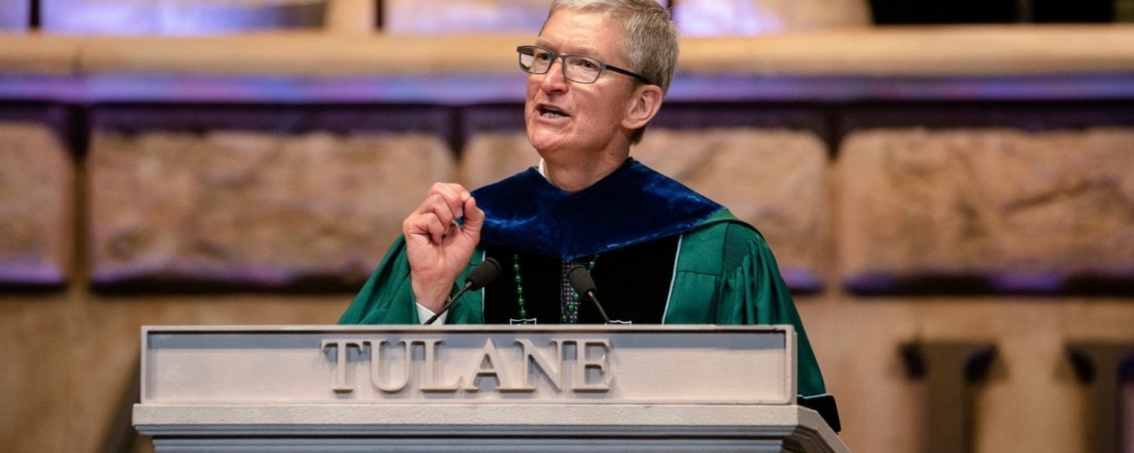 The Trust Building Tool Celebrity Commencement Speakers Use