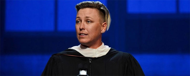 Abby Wambach speaking