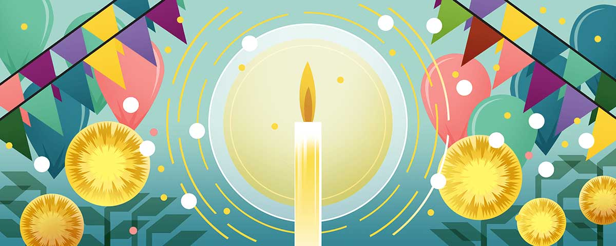 Why Your Company Needs More Ceremonies - Candle Illustration