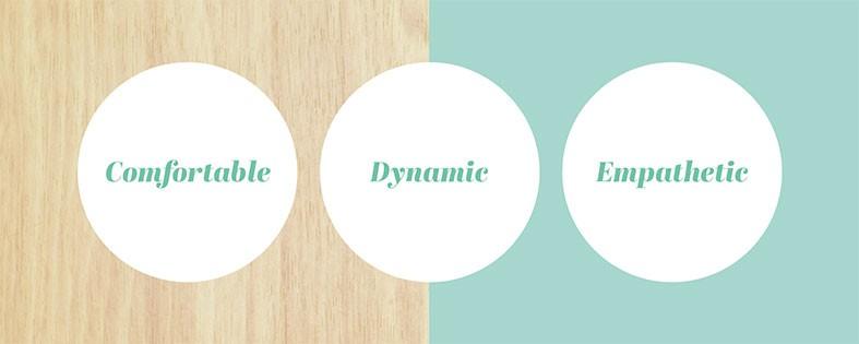 comfortable-dynamic-empathetic