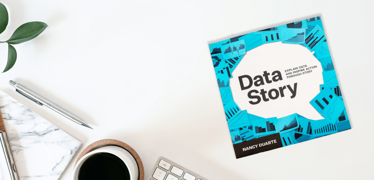 Based on the Best-Selling Book, DataStory
