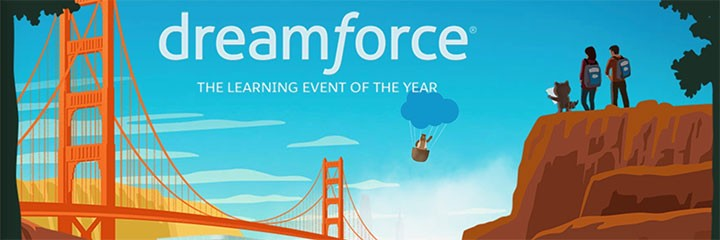 dreamforce - The Learning Event of the Year