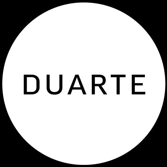 Duarte Logo White