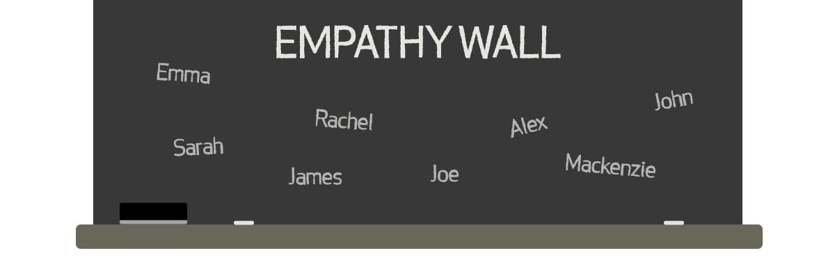 Empathy Wall