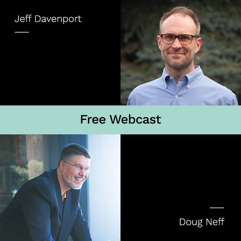 free webcast with Doug Neff and Jeff Davenport